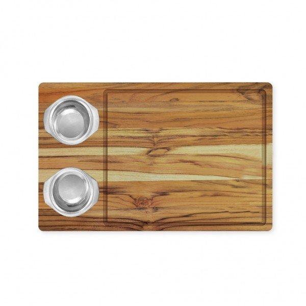 frente-tabua-de-madeira-teca-para-churrasco-com-2-potes-inox-stolf