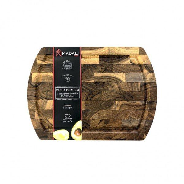 Frente Tábua de Madeira para Cozinha Premium - Stolf