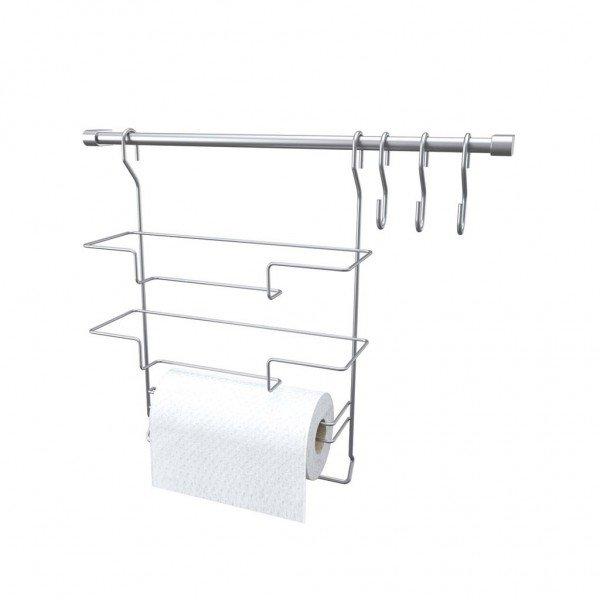 frente kit cozinha suspensa com porta rolos 8401